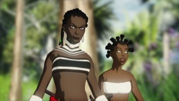 African Tales The Movie – Mark of Uru – Enemy of the Rising Sun – Business and Pleasure